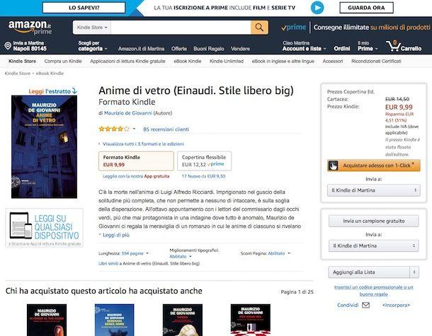Come scaricare eBook a pagamento gratis