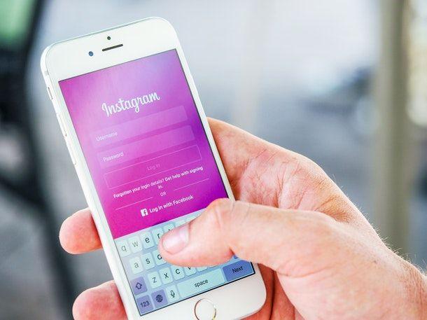 Come togliere ultimo accesso Instagram