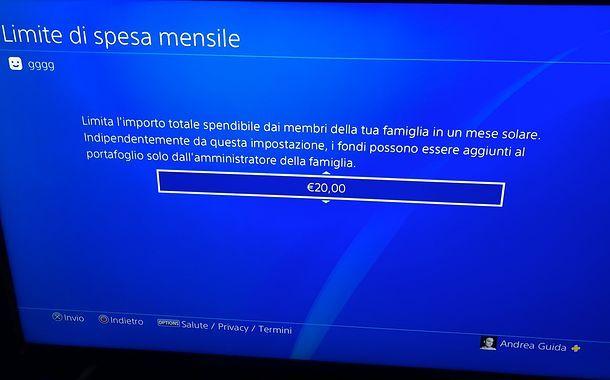 Come riscattare codice PS4