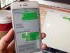 Come programmare invio SMS
