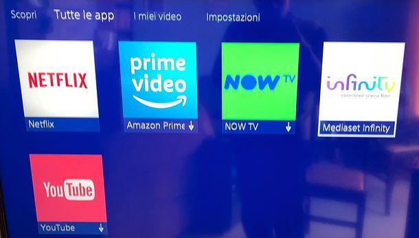 Prime Video su PS4