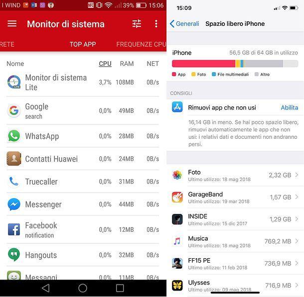 App installate