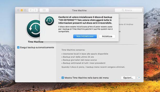 Come ripristinare il Mac