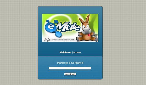 Come controllare eMule da remoto