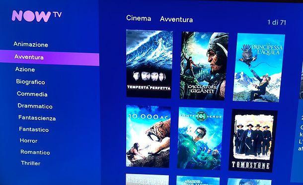 Cinema NOW TV Smart Stick