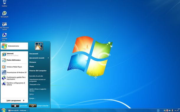 Come trasformare Windows XP in Windows 7 gratis