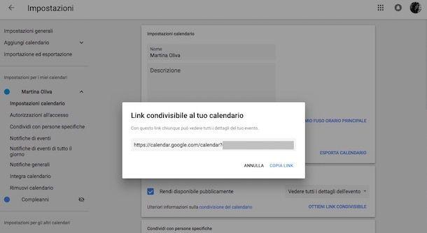 Calendario Condiviso Su Whatsapp.Come Condividere Google Calendar Salvatore Aranzulla