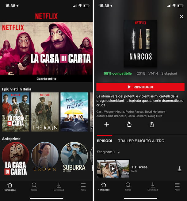 Come avere Netflix gratis su iPhone