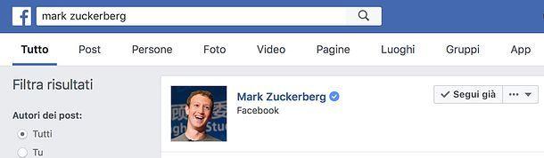 Come vedere i mi piace su Facebook di una persona