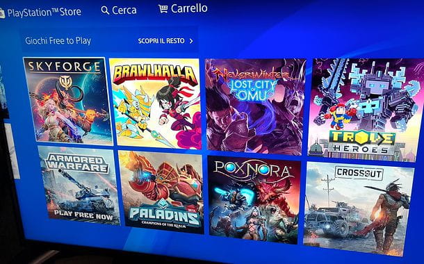 giochi ps4 senza modifica 2017