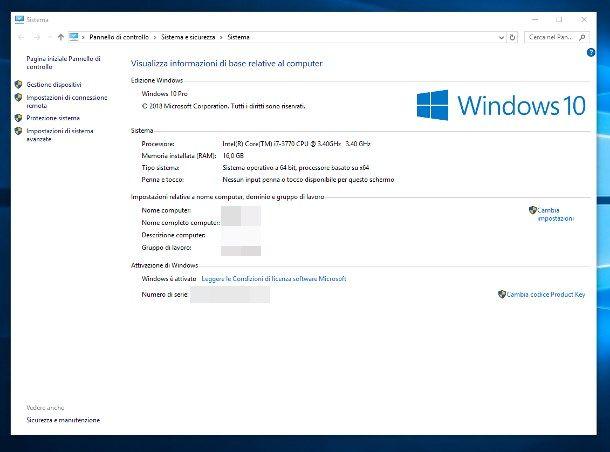 Come vedere la RAM del PC da Windows