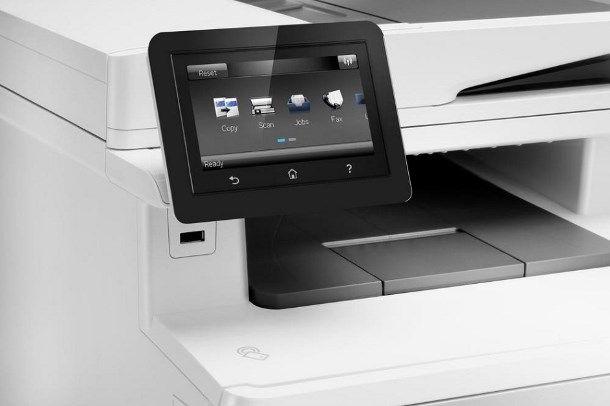 Come installare stampante HP