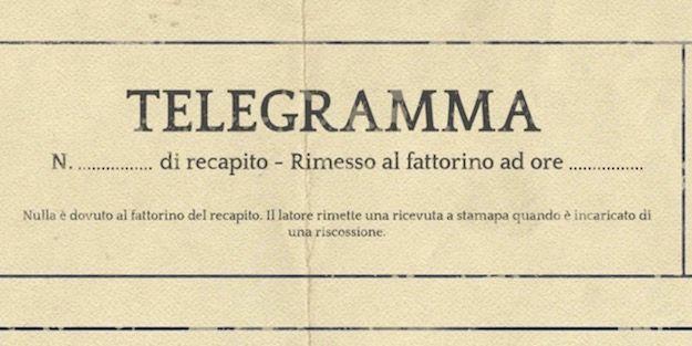 Come Fare Un Telegramma Online Salvatore Aranzulla