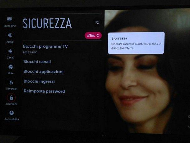 Come togliere blocco TV LG | Salvatore Aranzulla