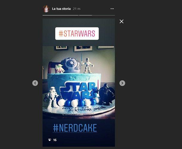 Instagram vedere Storie-Web