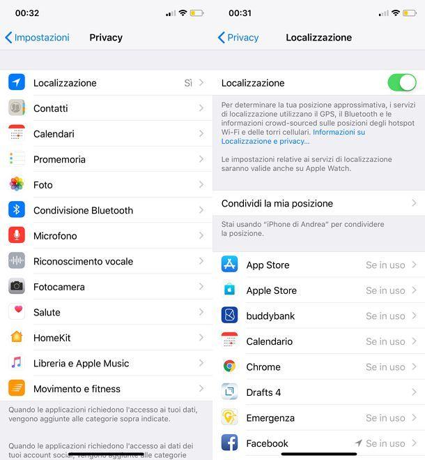 Come autorizzare un'app su iPhone