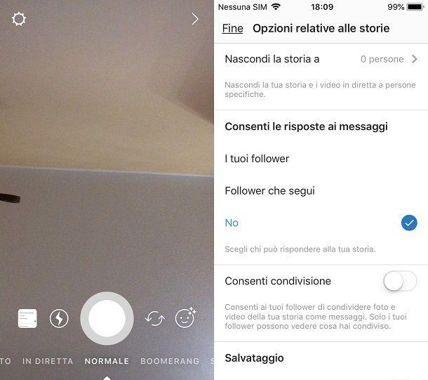 Come nascondere le storie su Instagram a qualcuno