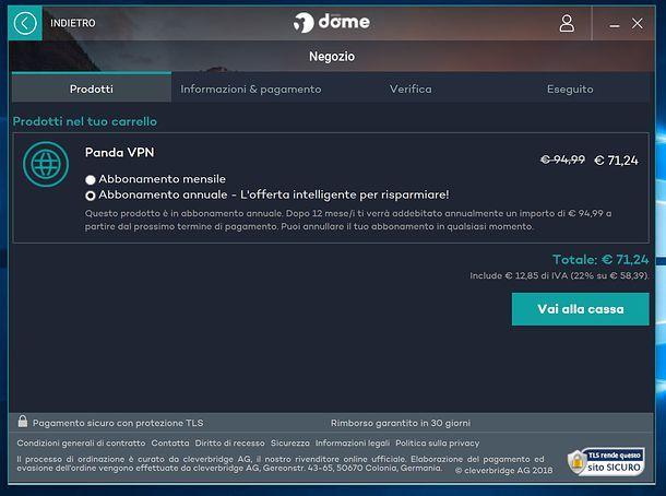 Panda VPN Premium