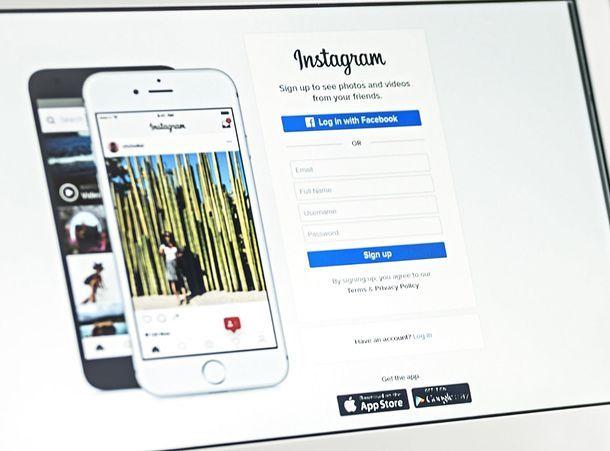 Come usare Instagram sul Mac