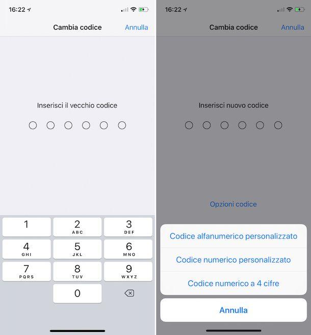 Come Togliere blocco schermo iPhone/iPad con codice