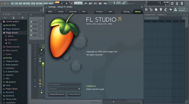 come installare fl studio 10 su mac