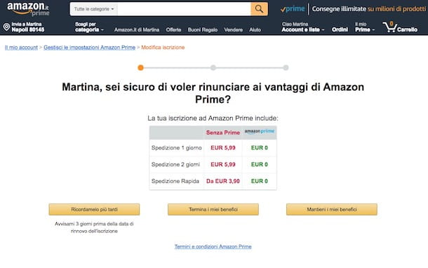Come disattivare Kindle Unlimited