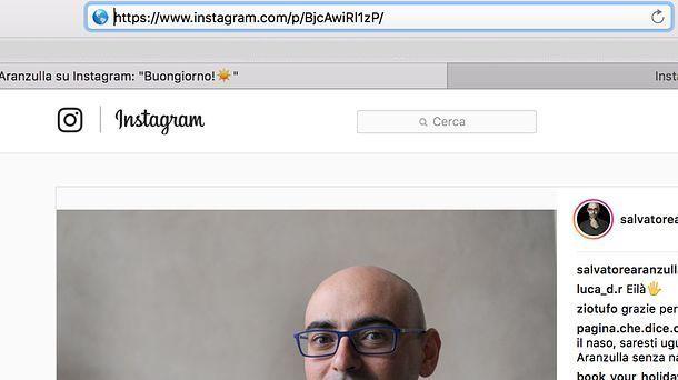 URL Instagram