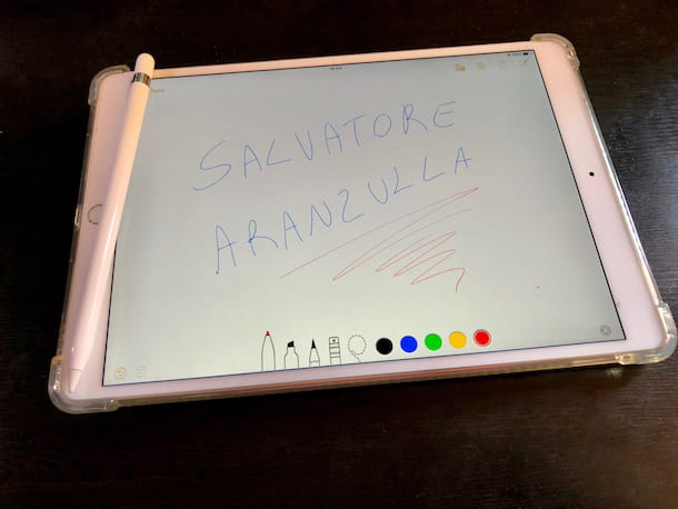 Come funziona penna touch screen