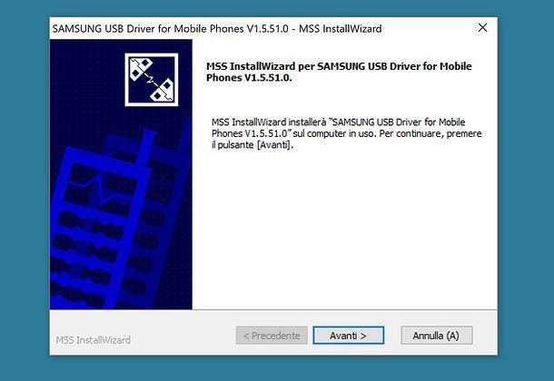 Samsung driver USB