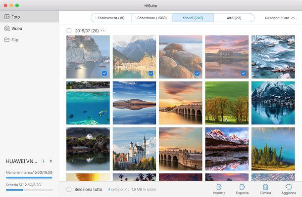 HiSuite Mac