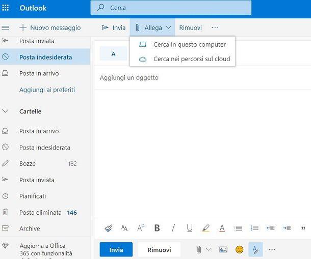 Come inviare i documenti via email   Salvatore Aranzulla