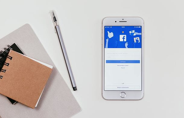 Come creare una pagina Facebook da mobile