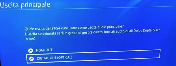 Come attivare cuffie wireless su PS4
