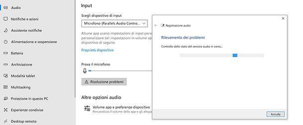 Come attivare il microfono delle cuffie su Windows 10