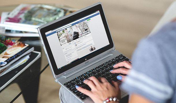 Come creare una pagina Facebook da computer