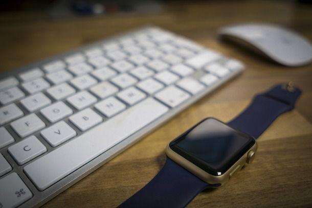 Come ricaricare Apple Watch