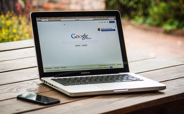 Come sbloccare account Google