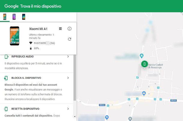 Google aiuta a trovare il telefono perso o rubato | Webnews
