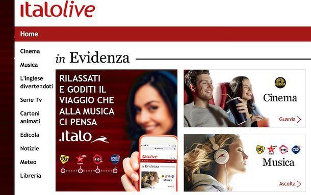 Italo Live