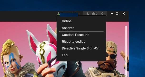 Come cambiare nome su Fortnite PC | Salvatore Aranzulla
