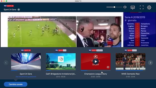 NOW TV Player