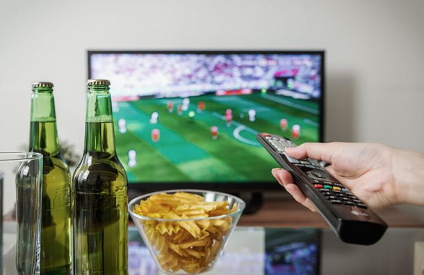 Come vedere il calcio in streaming