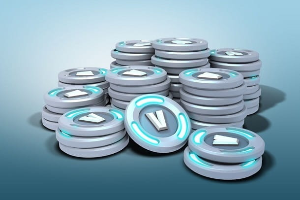 V Bucks Fortnite