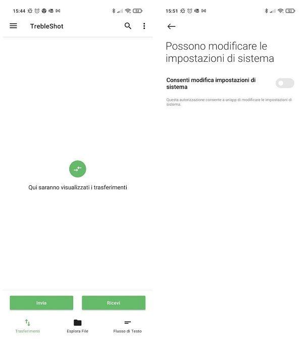 Come trasferire un'app da un telefono all'altro