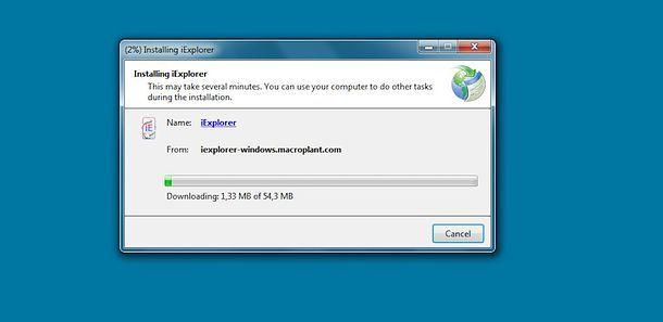 Installazione iExplorer Windows