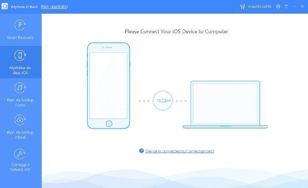Come Vedere Cronologia iMessage Cancellata da iPhone