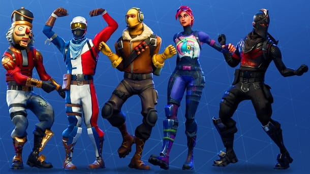 Avere V-Bucks e skin gratis su Fortnite