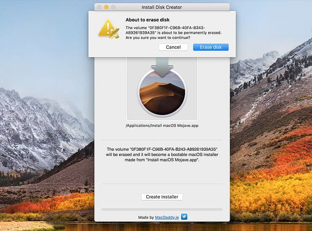 Install Disk Creator