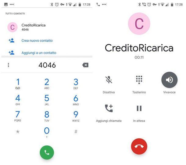 Come controllare credito Fastweb Mobile tramite telefonata