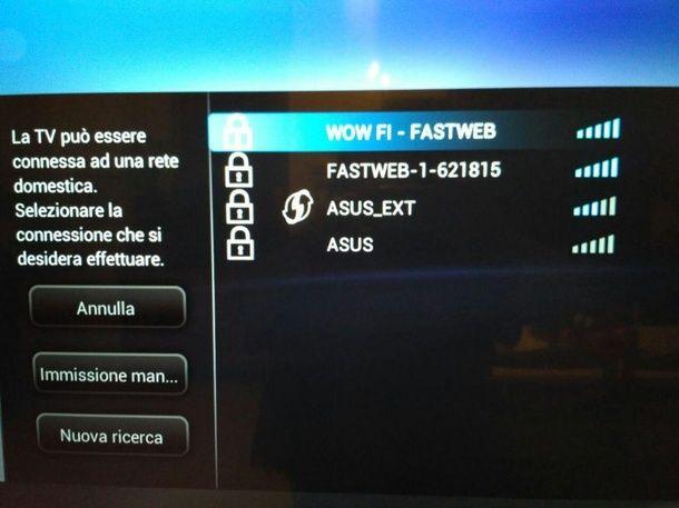 Come installare app su Smart TV Philips